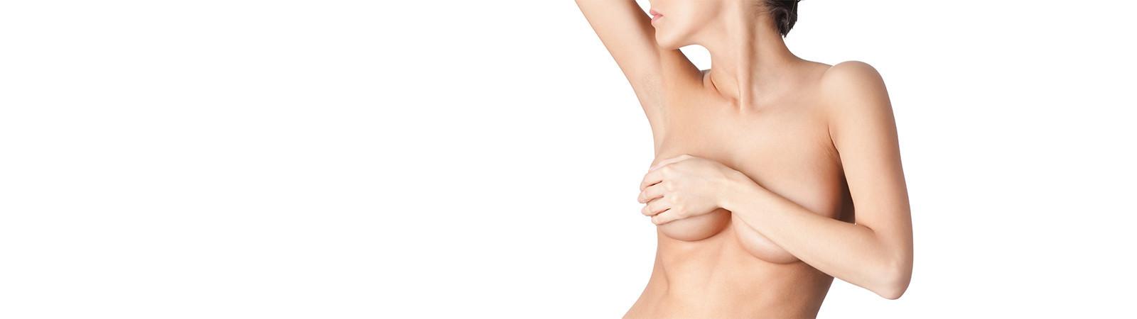 Brustvergrößerung mit Straffung in Hamburg - Dr. Armin Rau