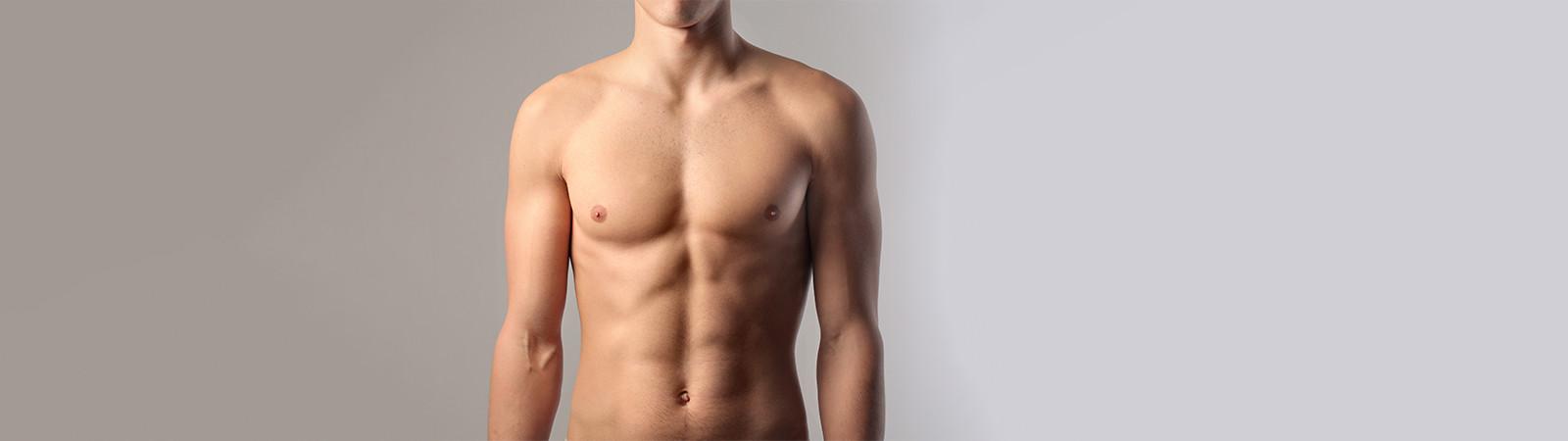 Kryolipolyse, Eis gegen Fettpolster für Männer - Dr. Armin Rau