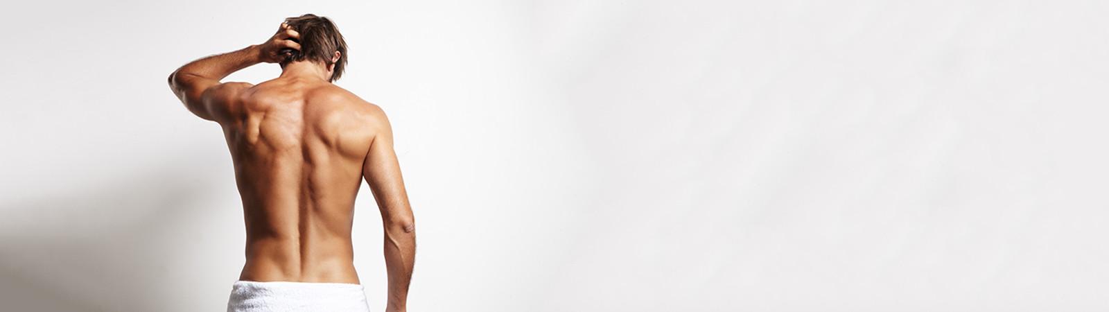 Fettabsaugung bei Männern - Dr. Armin Rau