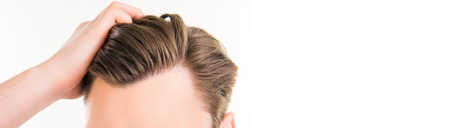 PRP-Eigenbluttherapie zur Gesichtsverjüngung und bei Haarausfall für Männer in Hamburg - Dr. Armin Rau