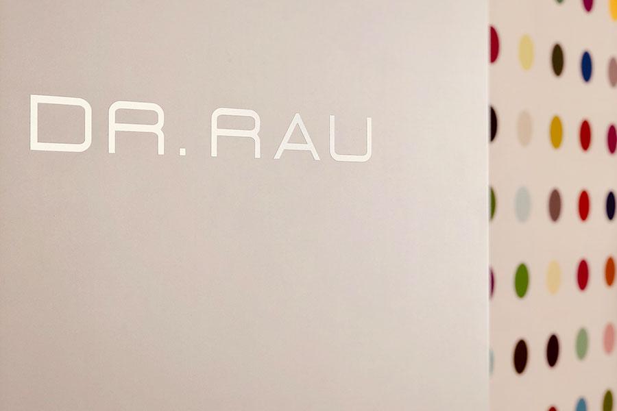 Praxis Dr. Armin Rau - Eingangsbereich